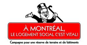 Déclaration d'appui pour une réserve de terrains et de bâtiments à Montréal