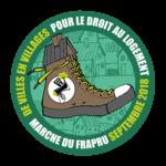 Marche De villes en villages pour le droit au logement – Matériel de mobilisation